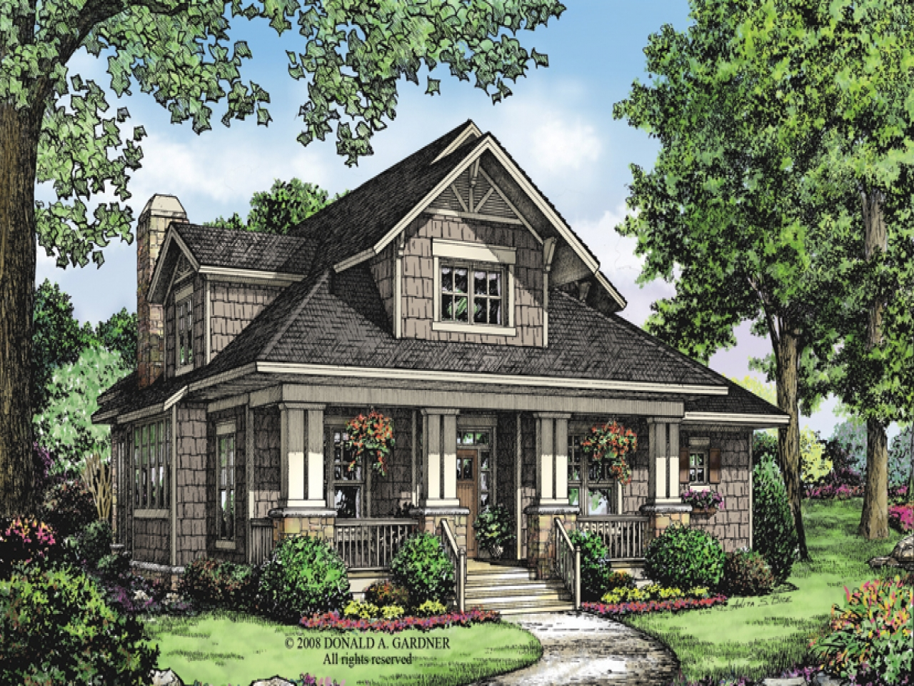 2 Story Bungalow House Plans 2 Story Bungalow Houses with