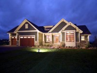 Craftsman Style House Plans for Ranch Homes Craftsman