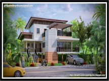 Modern House Design Philippines