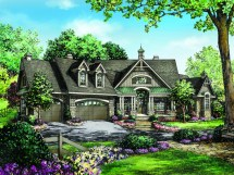 Open Ranch Style House Plans