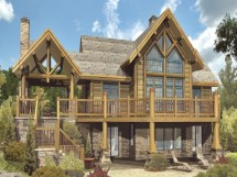 Log Cabin Homes Floor Plans Rustic Wood Floors