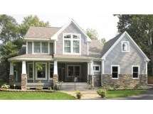 2 Story Craftsman Style House Plans