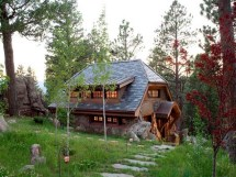 Small Rustic Stone House Plans