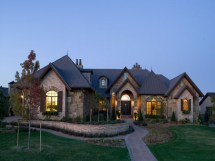 Luxury House Plans for Ranch Style Homes