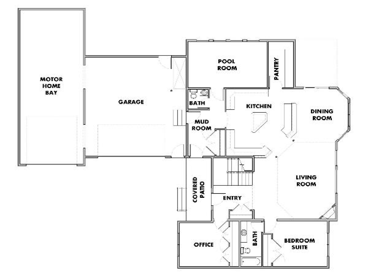2 Story House Plans With Garage Simple 2 Story House Plans