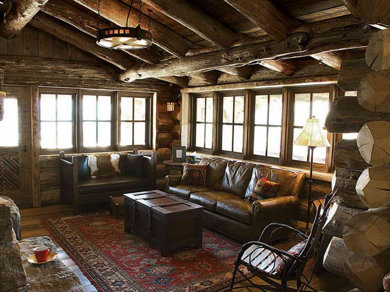 Country Style Living Rooms Rustic Style Living Room