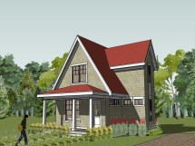 Small Cottage House Plans for Homes