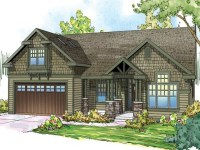 Gothic Revival Style House Craftsman Style Bungalow House ...