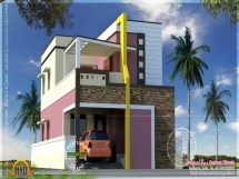 Modern Indian Home Design Small House