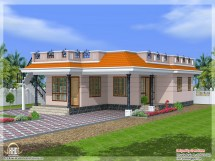 Single Story Exterior House Designs