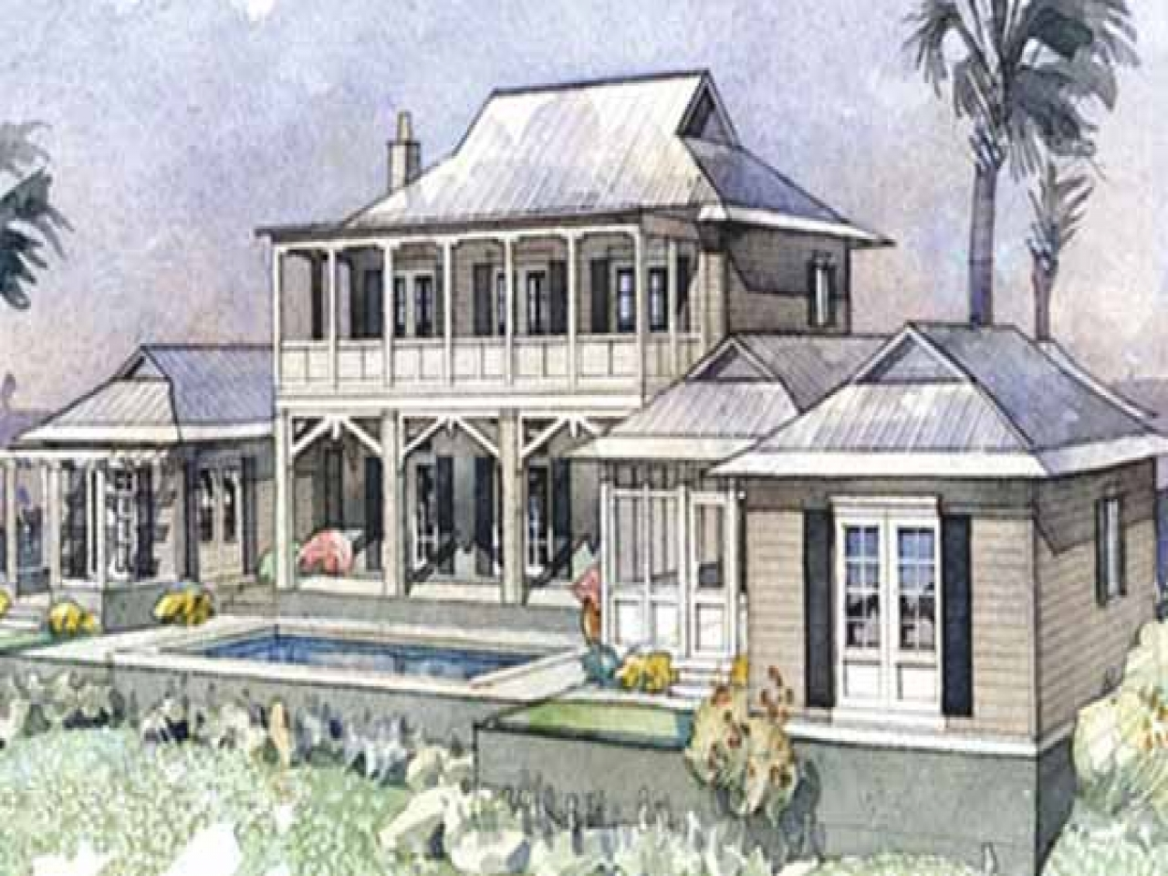 Southern Living Coastal House Plans Coastal Low Country
