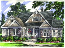 Don Gardner House Plans with Walkout Basement