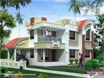 Double Floor Home Design Kerala Tennessee House