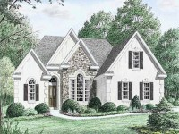 English Cottage Style House Plans English Country Cottage ...