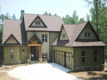 Mountain Chalet House Plans Style Home