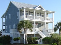 Beach House Plans On Pilings