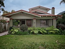 California Bungalow Style Architecture
