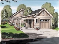 Cottage House Plans with Garage Cottage House Plans with ...