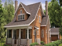 Craftsman House Plans with Detached Garage