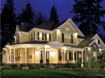 Country Home House Plans with Porches