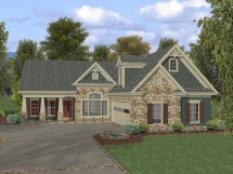 Rustic Ranch Style Home Plans