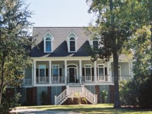 Southern Cottage House Plans with Porches