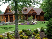 Nantahala Cottage House Plan