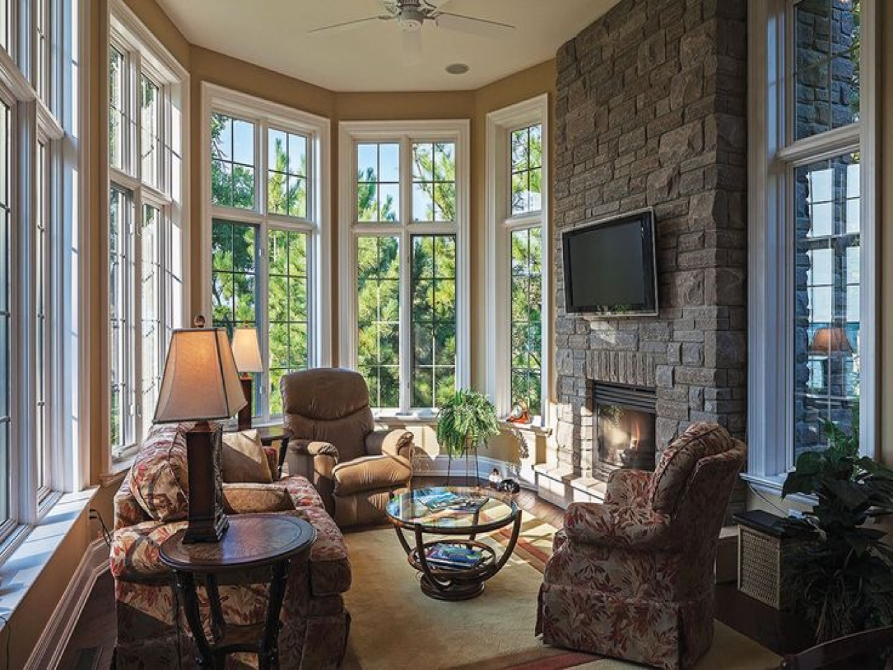 House Plans With Porches And Sunrooms Southern Living