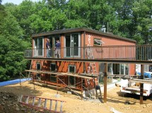 Shipping Container Home Modern Homes