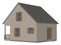 Small Cabin Plans Small Cottage Cabin House Plans, cottage ...