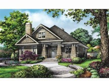 Craftsman Style House Plans for Small Homes