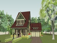 Country Cottage House Plans Bungalow Cottage House Plans ...
