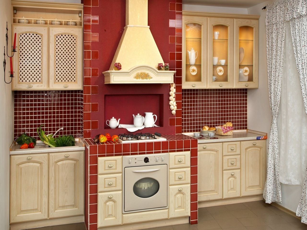 Create My Own Kitchen Design