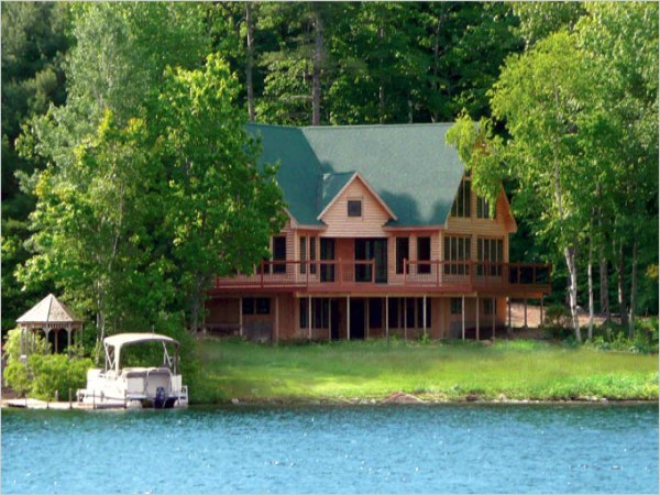Maine Lakes Real Estate Lakefront Homes