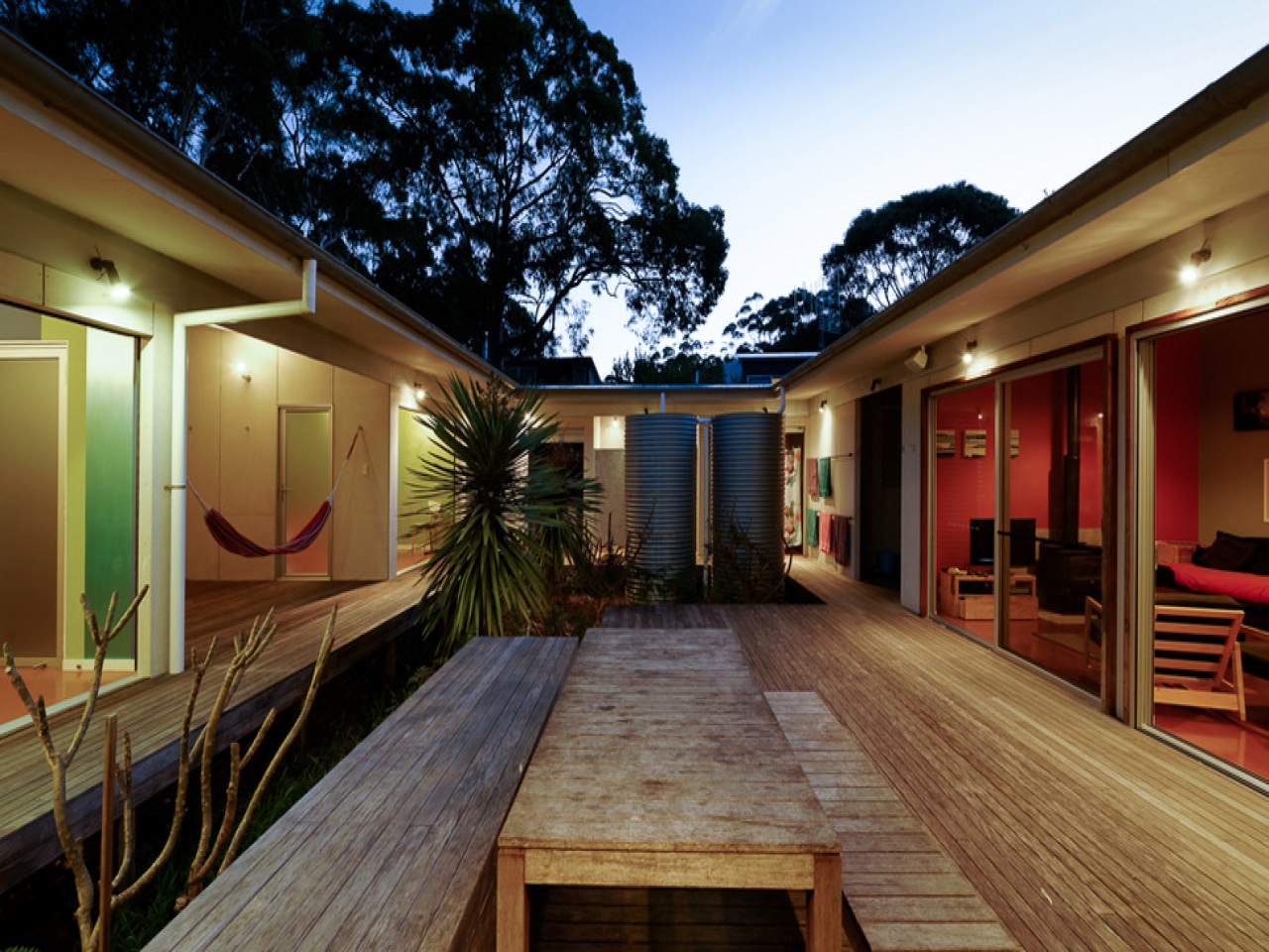 Ranch Homes With Courtyards Small Houses With Courtyards