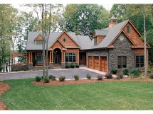 Craftsman House Plans Lake Homes