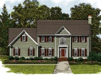 Simple Two-Story House Plans Two Story House Plan, tiny ...