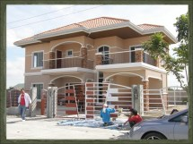 2 Storey House Design Philippines Small
