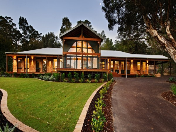 Australian Country House Designs