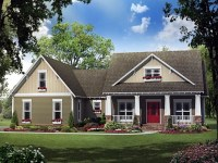 Craftsman Style Bungalow House Plans Bungalow Houses with