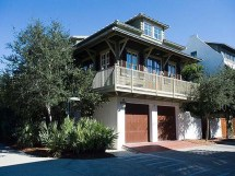 Rosemary Beach Cottage House Plans