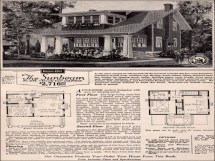 Sears Foursquare House Plans And Roebuck