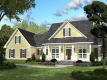 Country House Plans Style With
