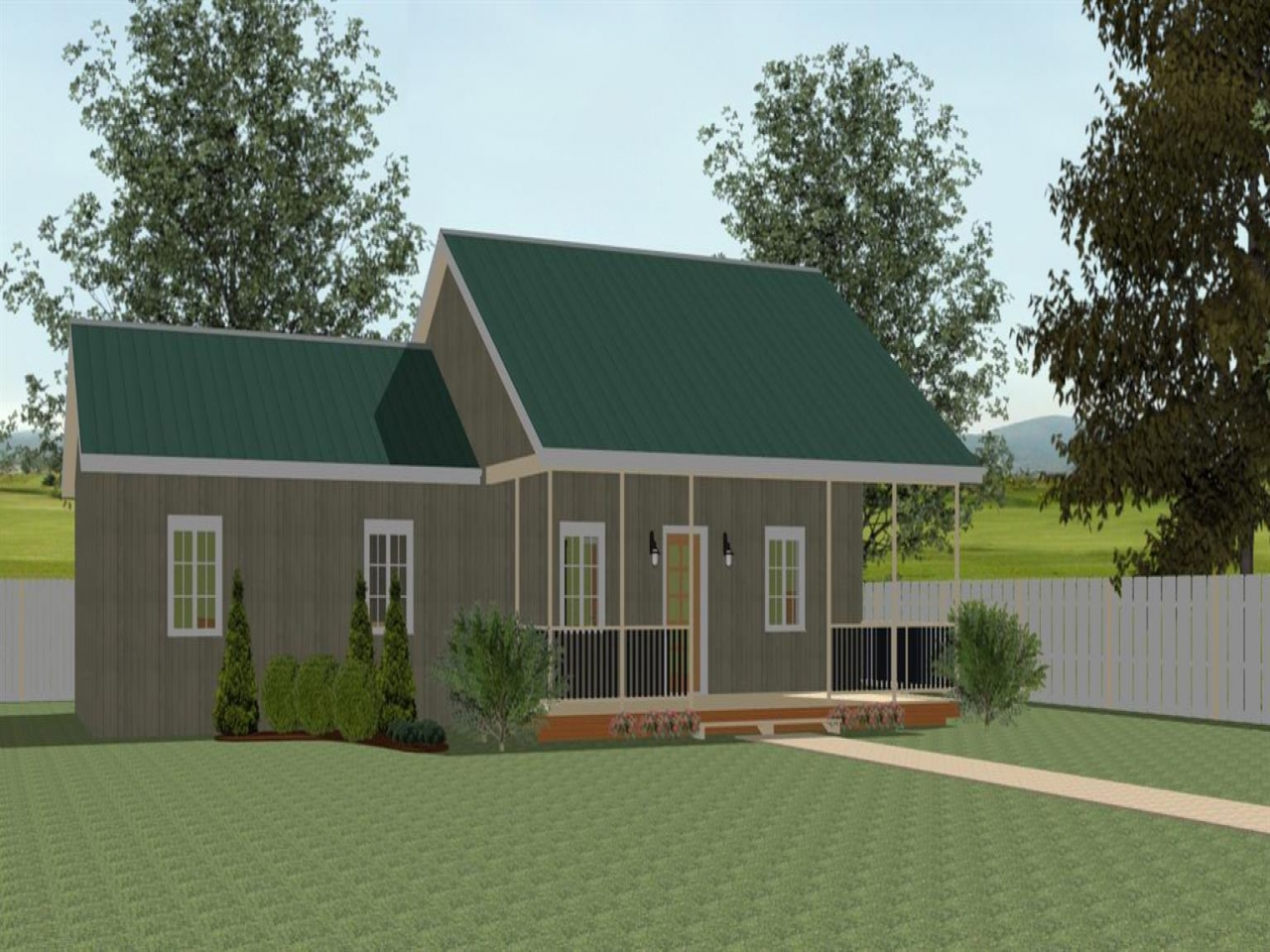 2000 Sq FT Shed Plans How Big Is 2000 Sq FT plans of