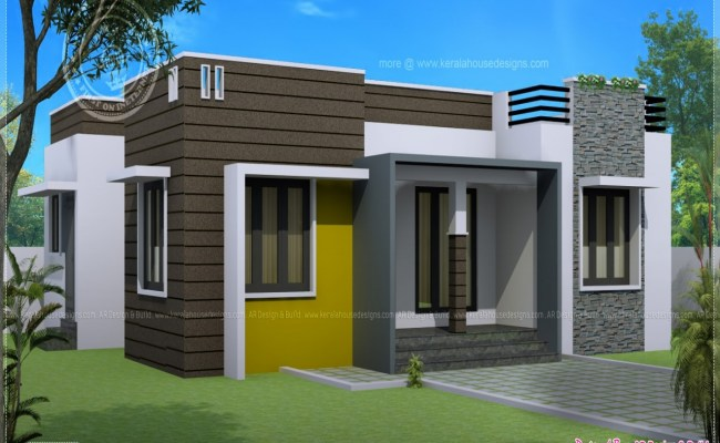 Small Home Floor Plans Under 1000 Square Foot Modern House
