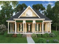 Country Cottage House Plans with Porches Cottage House ...