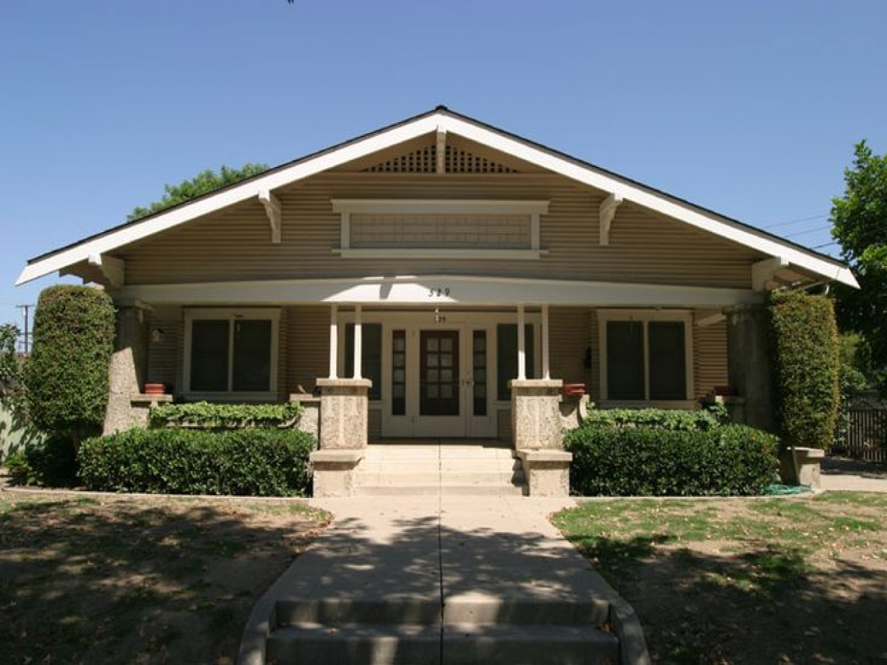 Craftsman Bungalow Style Home Interior Ranch Style Homes