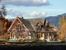 Small Timber Frame Homes Home House Plans
