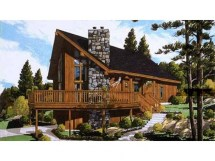 Chalet Style House Plans for Homes