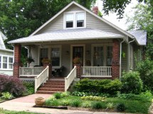 Craftsman Bungalow Style Homes Modern